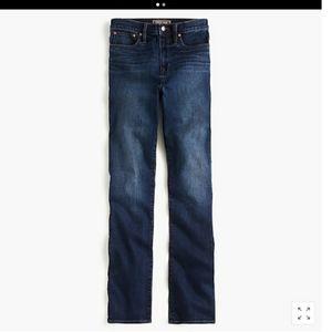 Point Sur by J Crew Dark Wash Skinny Flare Jeans